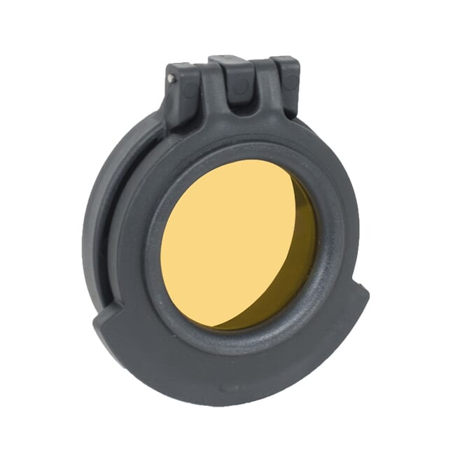 Tenebraex Amber cover with Adapter Ring for 42mm Schmidt Bender & NF Compact scopes - 42SBCF-ACR 42SBCF-ACR