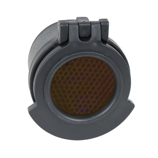 Tenebraex Amber Cover with Anti Reflection Device for 50mm Leupold Scopes- 50LTCC-ACA 50LTCC-ACA