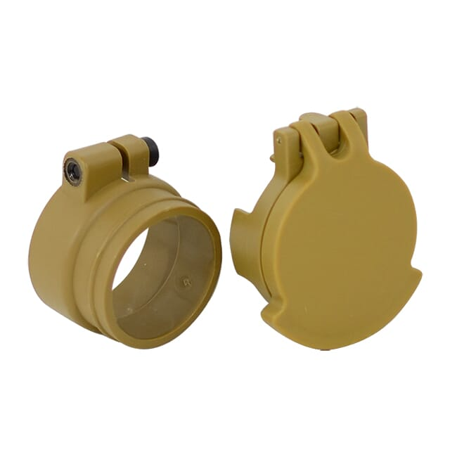 Tenebraex Objective Flip Cover w/ Adapter Ring for Sig Sauer Tango6 1-6x24 URR030-FCR