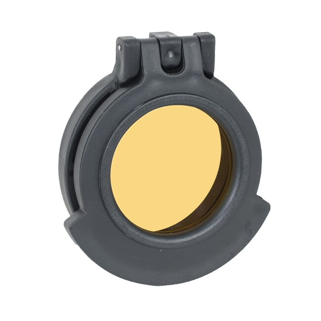 Tenebraex Amber Cover with Adapter Ring for 50mm Leupold Scopes- 50LTCC-ACR 50LTCC-ACR