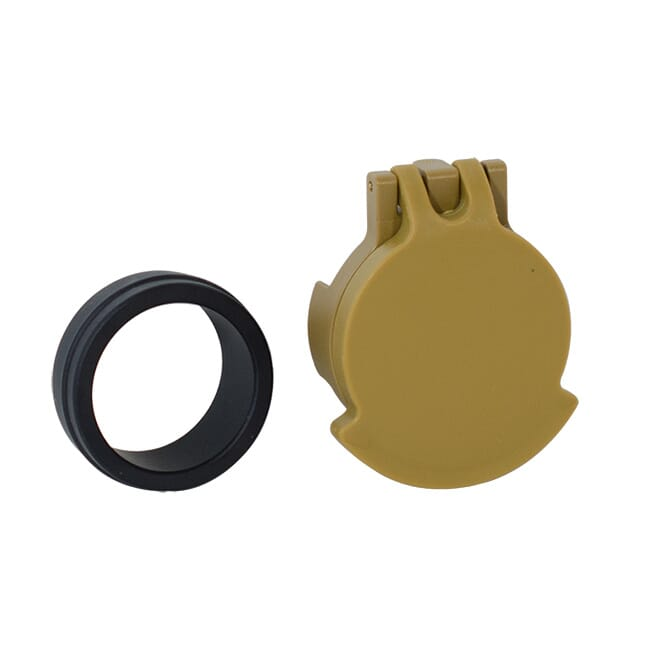 Tenebraex Objective Flip Cover w/ Adapter Ring for Kahles K15i 1-5x24 and K16i 1-6x24 KR2701-FCR