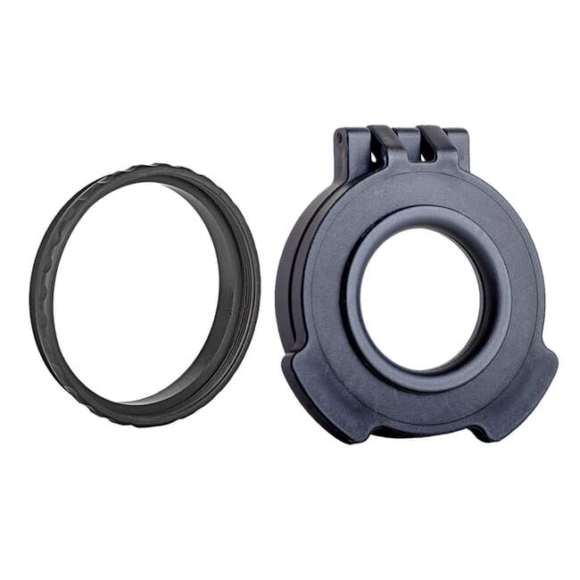 Tenebraex Objective Clear Flip Cover w/ Adapter Ring for S&B 12-50x56 SB5600-CCR