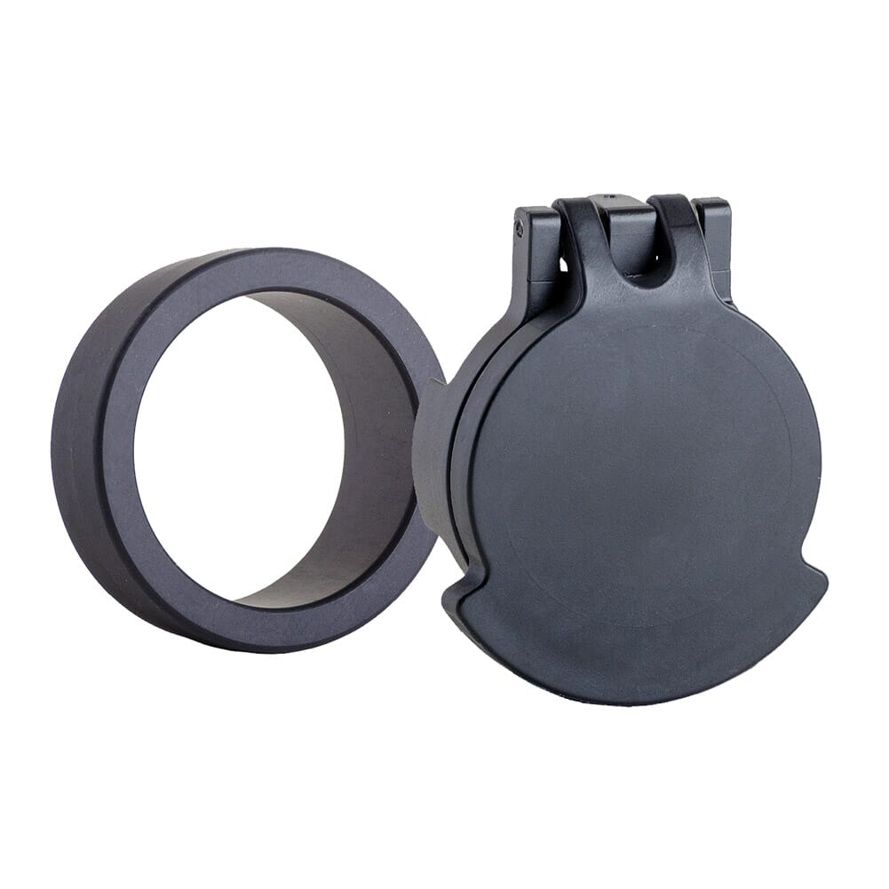 Tenebraex Objective Flip Cover w/ Adapter Ring for Kahles K15i 1-5x24 KH27MM-FCR