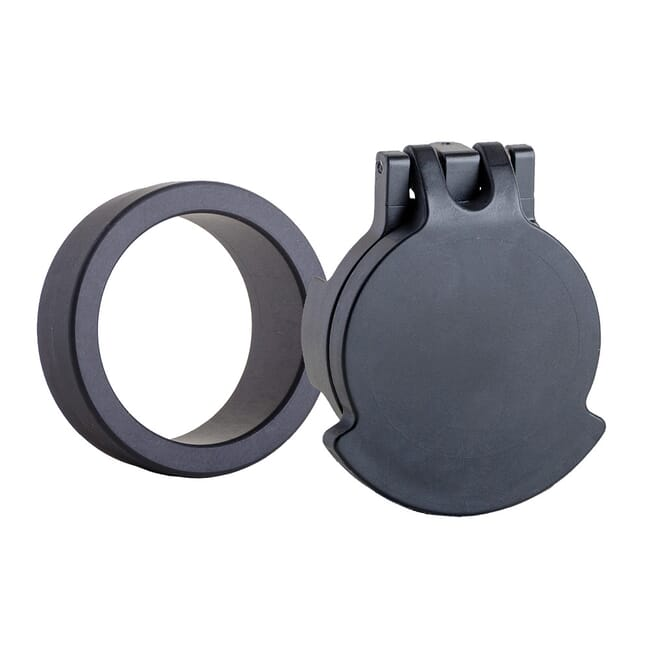 Tenebraex Objective Flip Cover w/ Adapter Ring for Kahles K15i 1-5x24 KH27MM-FCR