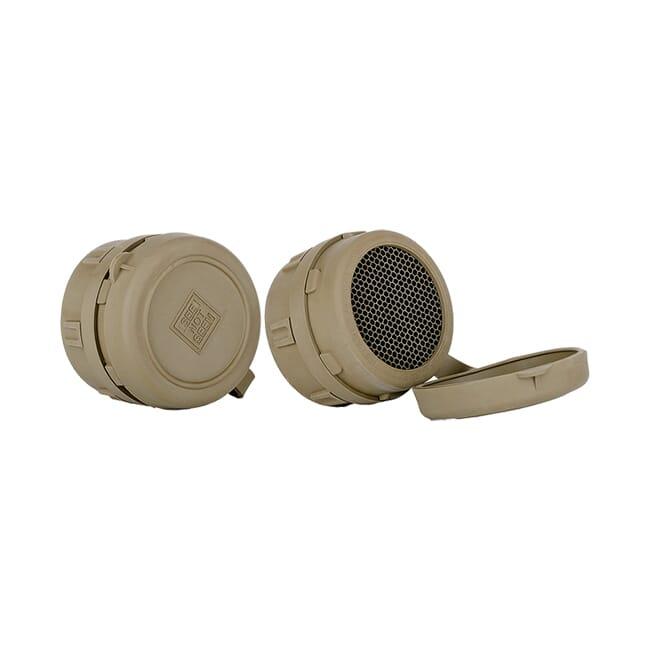 Tenebraex ARD w/ Flip Cover for Steiner M22 Green Binoculars M22G00-ARD