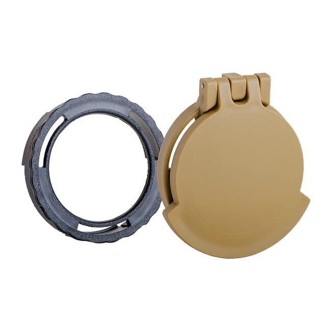 Tenebraex Ocular Flip Cover w/ Adapter Ring for S&B 1.5-6x20 SB50E1-FCR