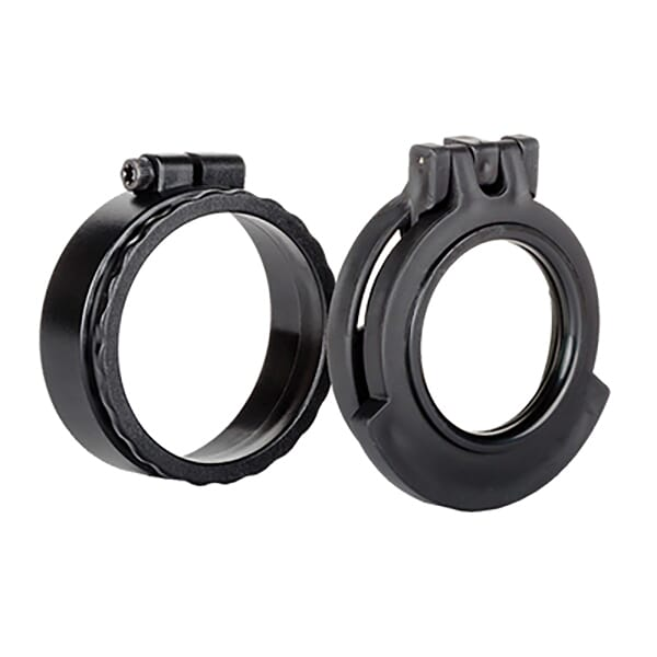 Tenebraex Ocular Clear Flip Cover w/ Adapter Ring for S&B 3-27x56 UAC014-CCR