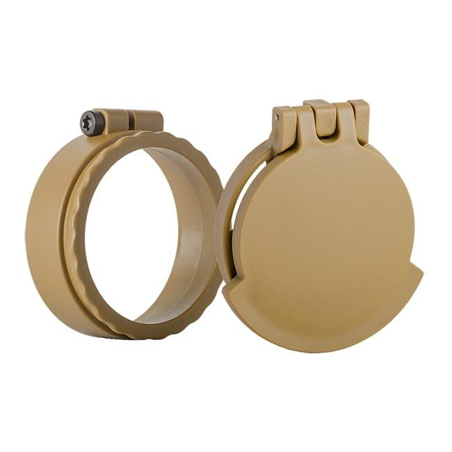 Tenebraex Ocular Flip Cover w/ Adapter Ring for Kahles 10-50x56 URR005-FCR