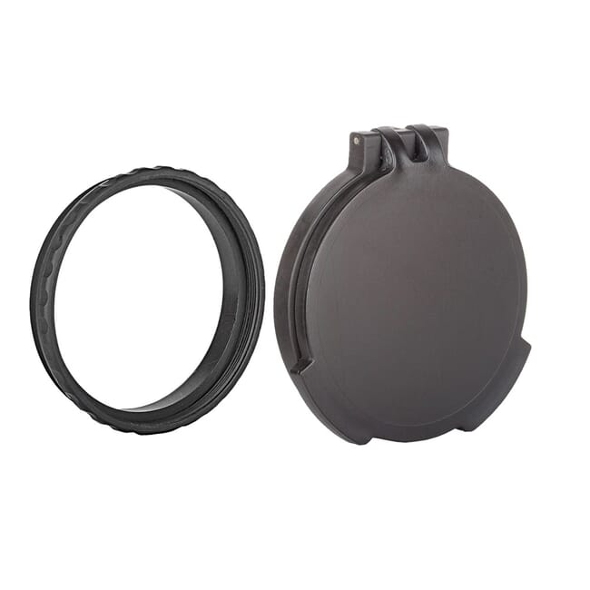 Tenebraex Objective Flip Cover w/ Adapter Ring for Hensoldt ZF 3.5-26x56 56CZC0-FCR