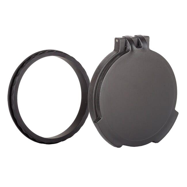 Tenebraex Objective Flip Cover w/ Adapter Ring Black for Vortex Razor HD Gen II 4.5-27x56 VR0056-FCR