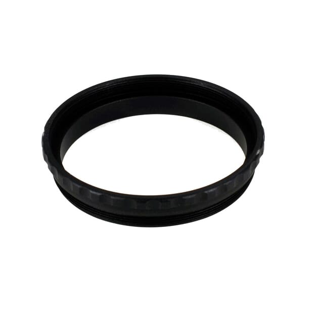 Tenebraex Adapter for use with Tactcal Tough Objective flip cover for 50mm Nightforce scopes (use wi 50NFCC-AR