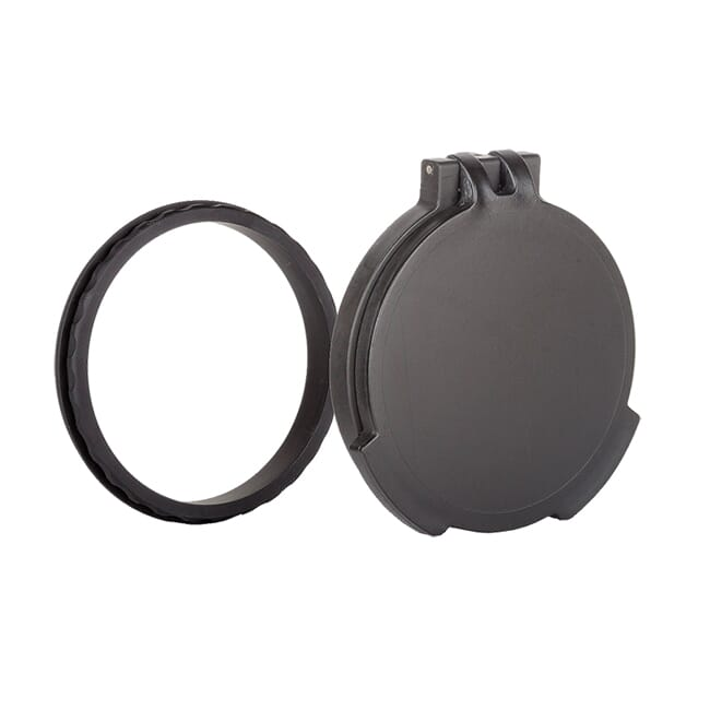 Tenebraex Objective Flip Cover w/ Adapter Ring for Leica Magnus 1.5-10x42 VV0044-FCR