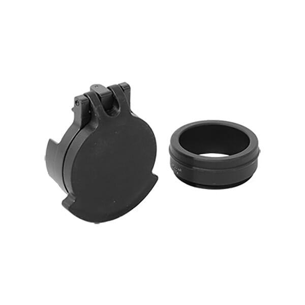 Tenebraex Objective Flip Cover w/ Adapter Ring for Trijicon VCOG 1-6x24 TRJMF2-FCR