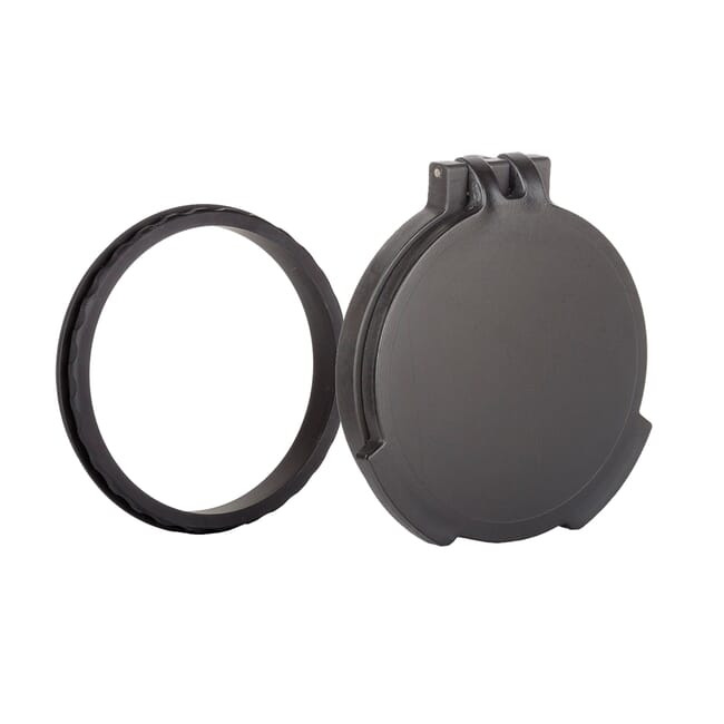 Tenebraex Objective Flip Cover w/ Adapter Ring for 56mm Objective Scopes KH5658-FCR