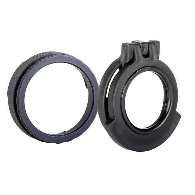 Tenebraex Ocular Clear Flip Cover w/ Adapter Ring for S&B 1-8x24 Exos and PM II ShortDot SB24EC-CCR