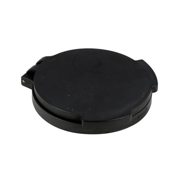 Tenebraex Tactcal Tough Objective flip cover for 56mm Schmidt Bender and Nightforce scopes - (use wi