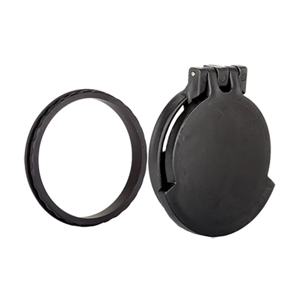 Tenebraex Objective Flip Cover w/ Adapter Ring Black for Vortex Razor 5-20x50 VRHD50-FCR