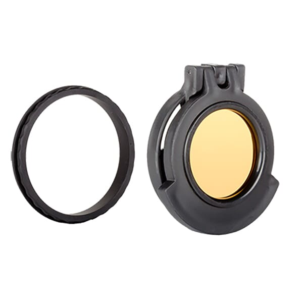 Tenebraex Objective Amber See-Through w/ Adapter Ring ZC5000-ACR