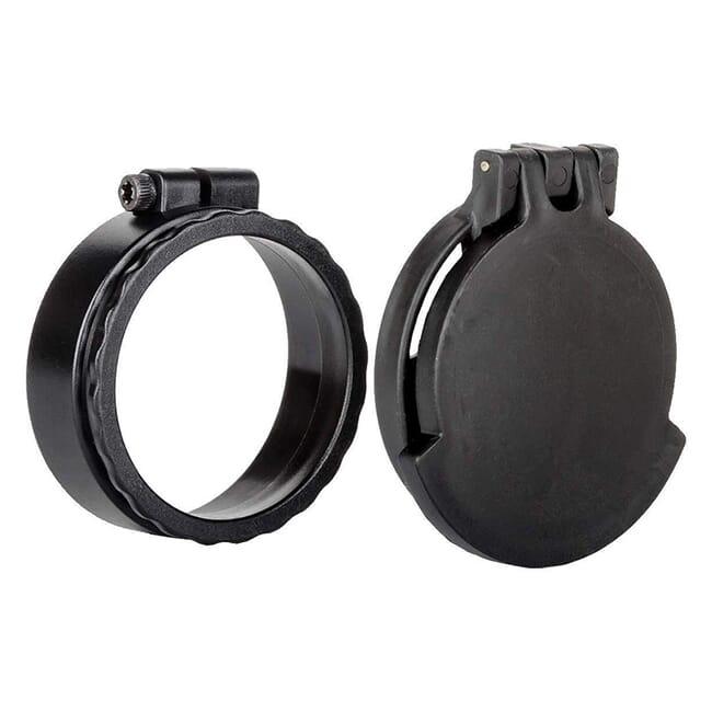 Tenebraex Black Flip Cover w/ Adapter Ring  UAC022-FCR