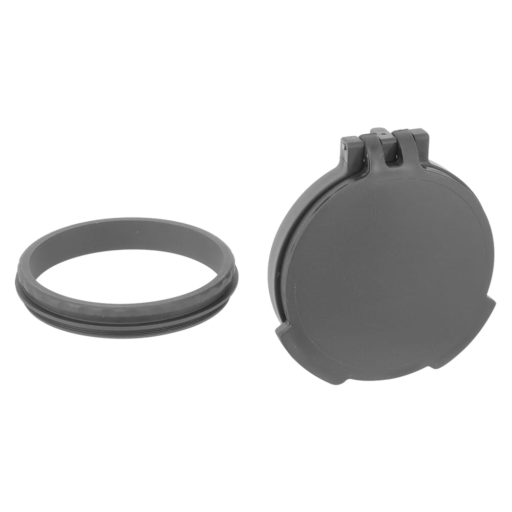 Tenebraex Objective Flip Cover w/ Adapter Ring for Leupold Scopes 56FCR-004BK1