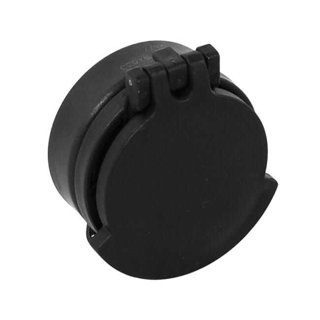 Tenebraex Black Flip Cover w/ Adapter Ring for Swarovski Z3 3-9x36 Objective Lens UAC033-FCR
