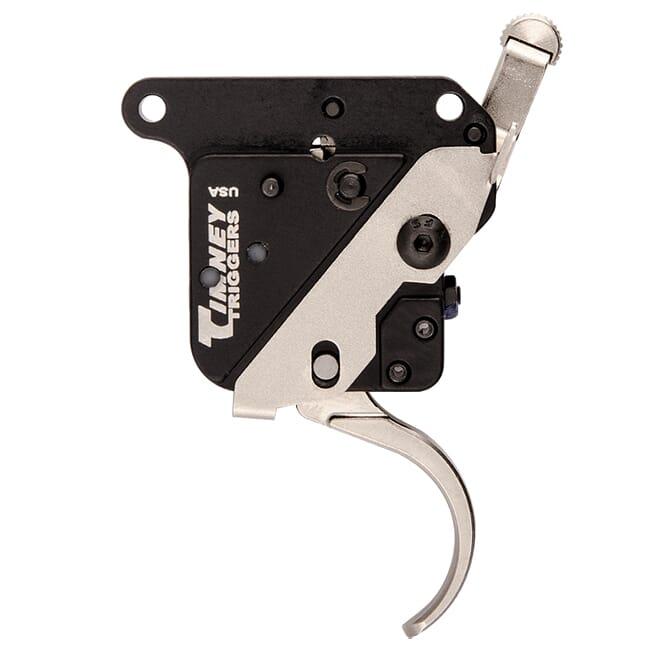 Timney Remington 700, Right Hand, Nickel Plated 3 lb  Trigger 512