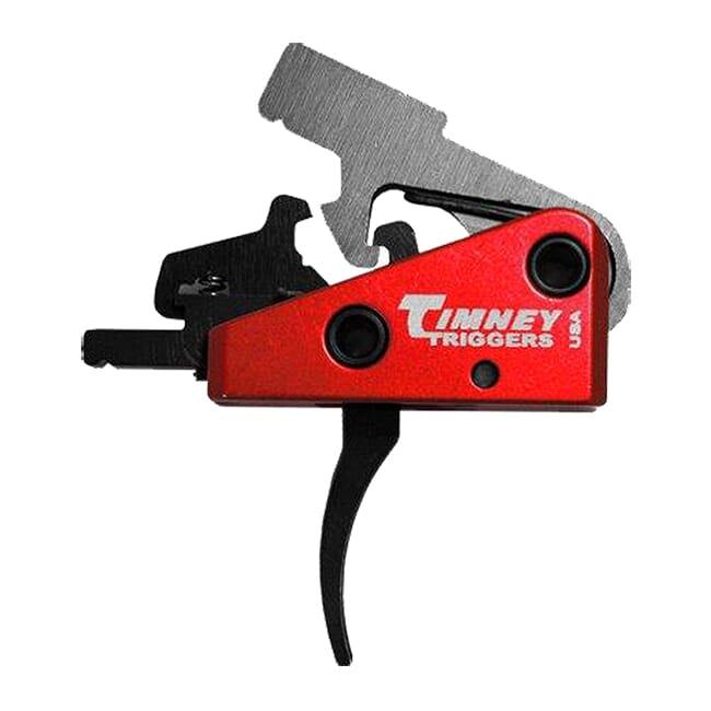 Timney AR Targa 2 Stage, Short 1st Stage,  2+2 lb Trigger 662S
