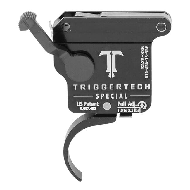 TriggerTech Rem 700 Factory Special Pro Blk/Blk Single Stage Trigger R70-SBB-13-TBP