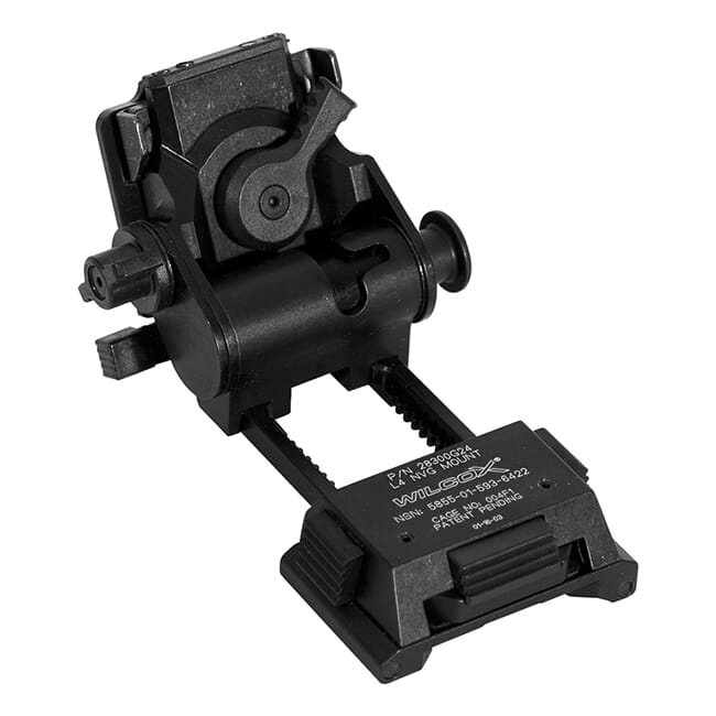 Trijicon G24 MOUNT BLACK AC62005