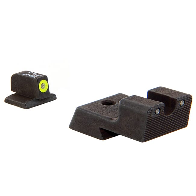 Trijicon 1911 Novak HD Night Sight Yellow CA128Y