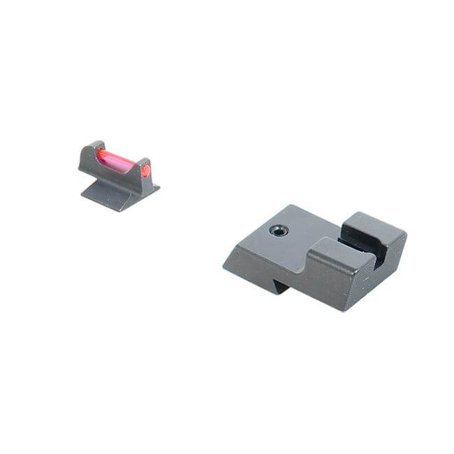 Trijicon Fiber Sight Set - for 1911 Novak Low Cut CA728-C-601038