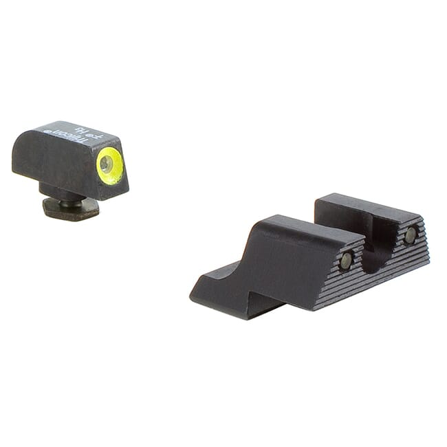 Trijicon HD Night Sight Yellow Glock 42 GL113-C-600784