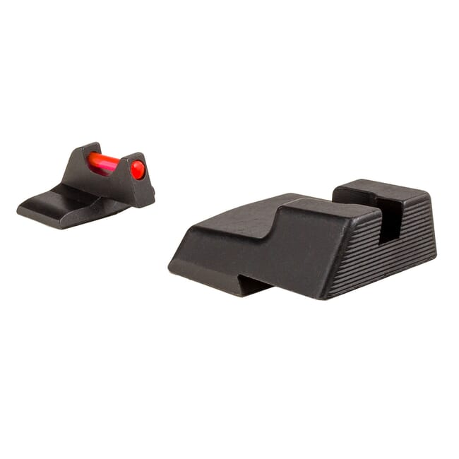 Trijicon Fiber Sight Set - for H&K 45C/P30/VP9 HK710-C-601041