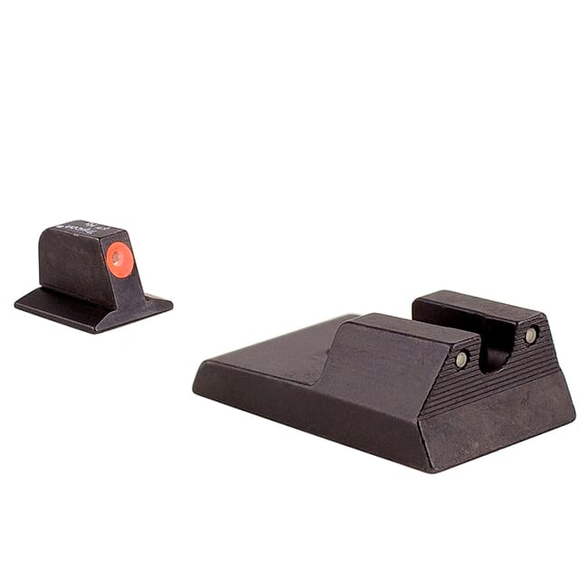 Trijicon Ruger SR9, 40, 40C, 45 HD Night Sight Orange RA114O