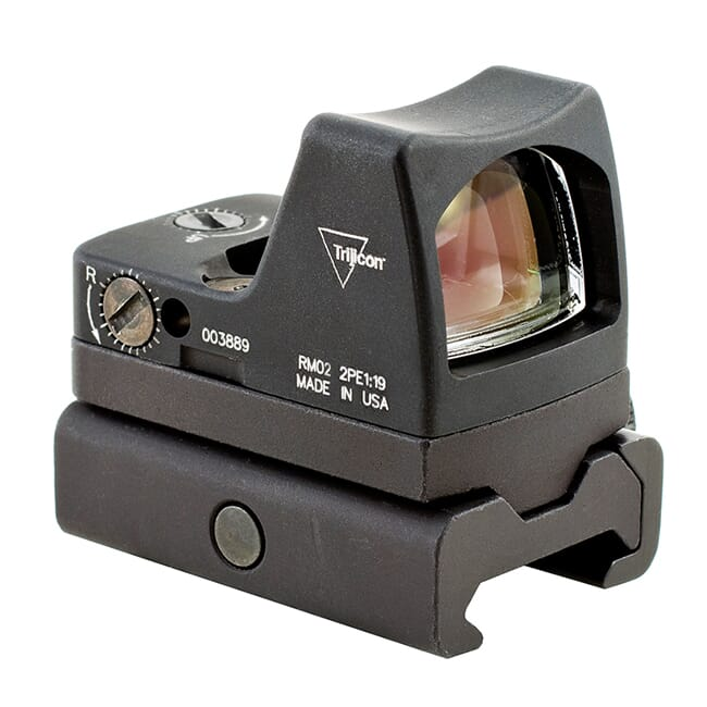Trijicon 6.5 Red RMR Type 2 - RM34W RM02-C-700610