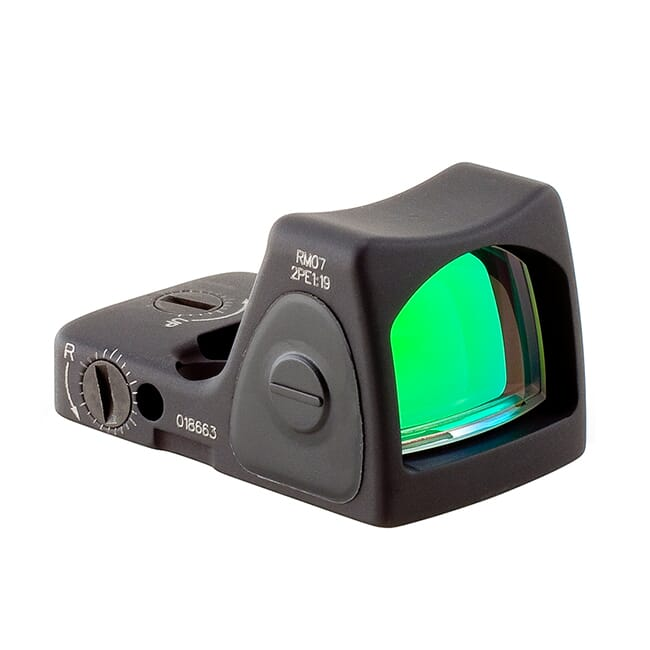 Trijicon 6.5 Adj Red RMR Type 2 RM07-C-700679