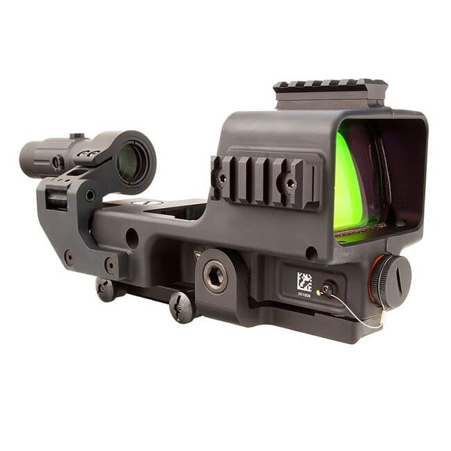 Trijicon MGRS & MAG Red Sgmtd Crc 3.0 MOA Sight Combo MGRS-D-2300005