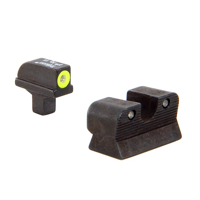 Trijicon 1911 Colt HD Night Sight Set Yellow CA101Y
