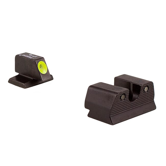 Trijicon FNH 9mm HD Night Sight Yellow FN102-C-600704