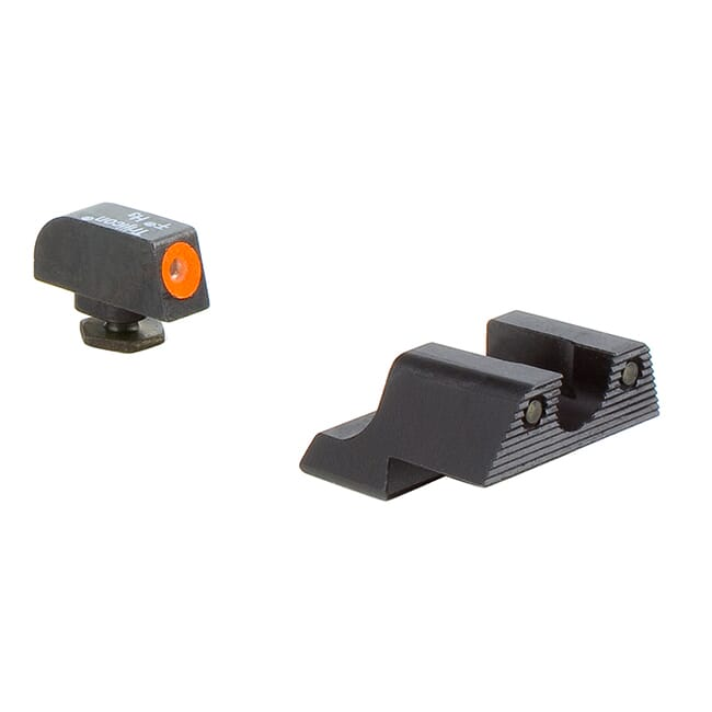 Trijicon HD Night Sight Orange Glock Model 42 GL113-C-600785