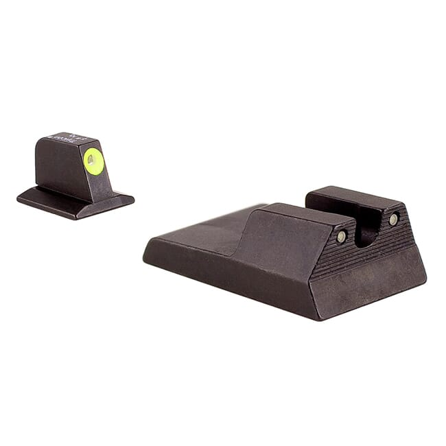 Trijicon Ruger SR9C HD Night Sight Yellow RA115Y