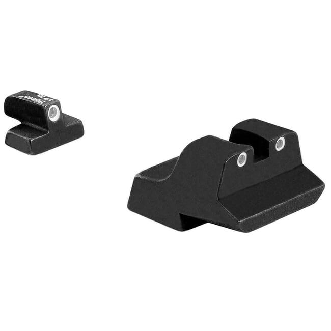 Trijicon S&W 10mm Long Rear, 3 Dot Set SA14 600379