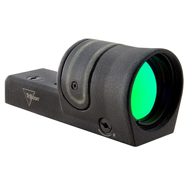 Trijicon 1x42 Amber 4.5 MOA Dot Reflex Sight RX34