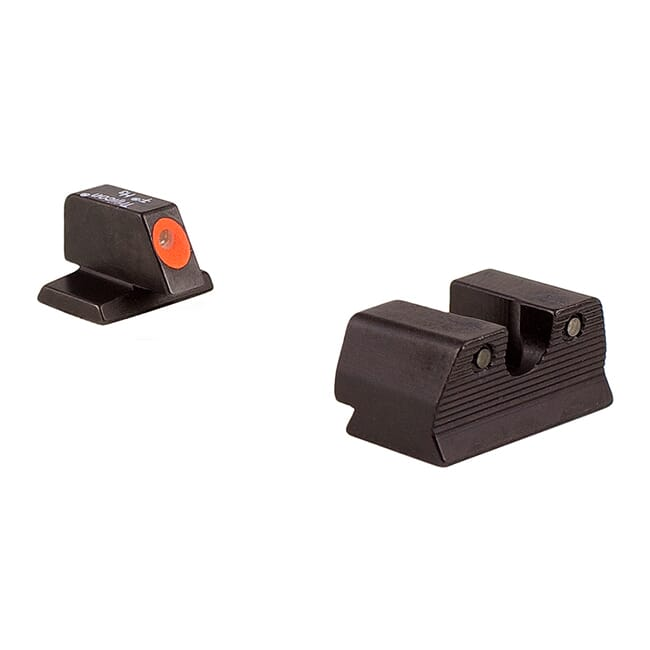Trijicon FNH 9mm HD Night Sight Orange FN102-C-600705
