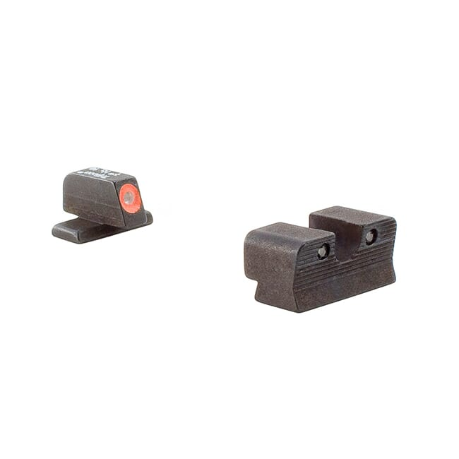 Trijicon HD Night Sight Set; Orange - for FN 509 FN104-C-600992
