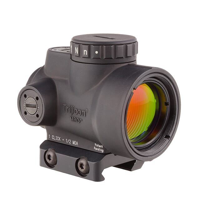 Trijicon MRO 2.0 MOA ADJ Green Dot w/ low Mount MRO-C-2200029
