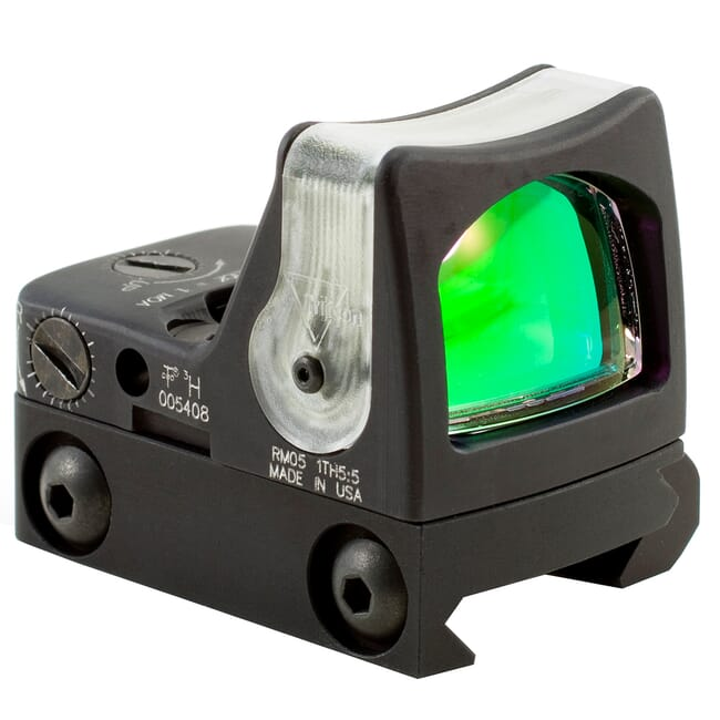 Trijicon RMR Dual Illuminated Sight 9.0 MOA Green Dot RM33