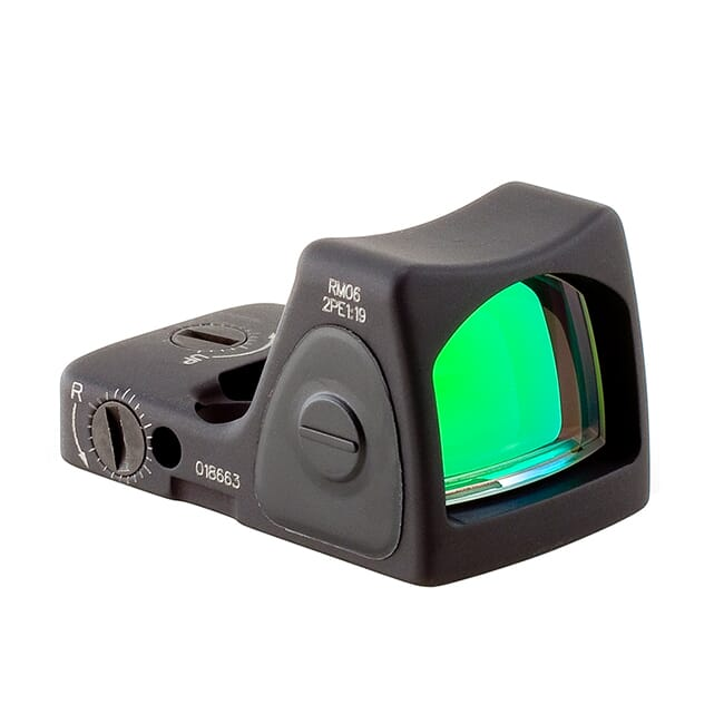 Trijicon 3.25 Adj Red RMR Type 2 RM06-C-700672