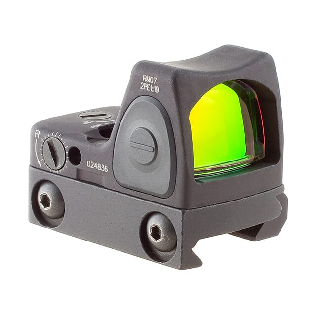 Trijicon 6.5 Adj Red RMR Type 2 - RM33 RM07-C-700680