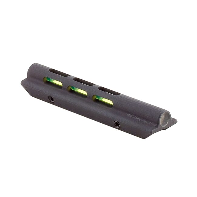Trijicon TrijiDot Green Fiber Optic Shotgun Bead Sight for .210 – .280 in. wide ribs SH01-G